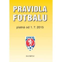 Pravidla fotbalu 2015