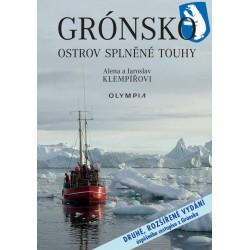 Grónsko - Ostrov splněné touhy 2.vydání