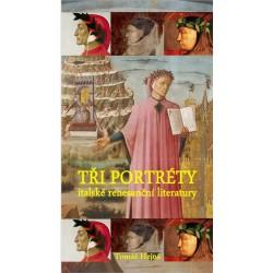 Tři portréty italské renesanční literatury