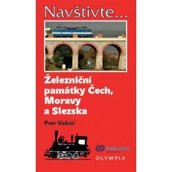 Železniční památky Čech, Moravy a Slezska