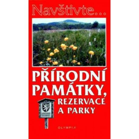 Přírodní památky, rezervace a parky, 1.vydání