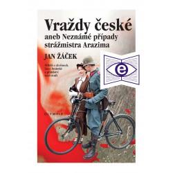 (E KNIHA) Vraždy české