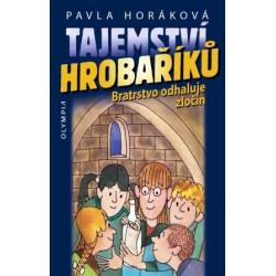 Tajemství Hrobaříků, 1. vydání